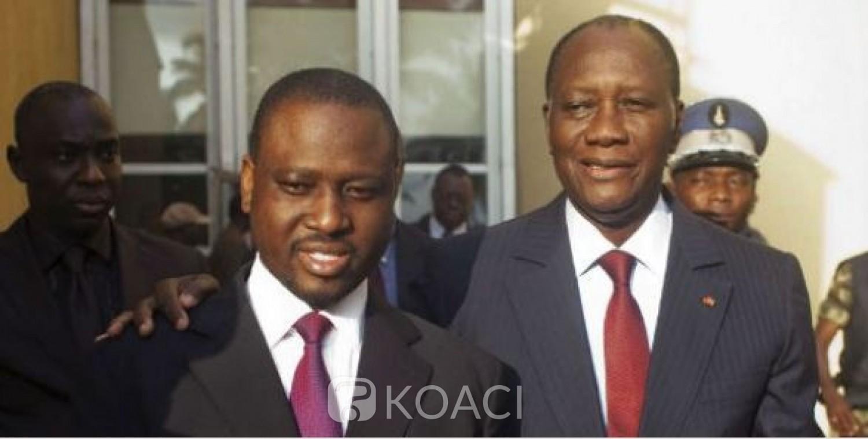 Côte d'Ivoire : Le Syndicat national des fournisseurs de l'Etat à Ouattara : « Pardonnez à votre fils, Guillaume Soro »