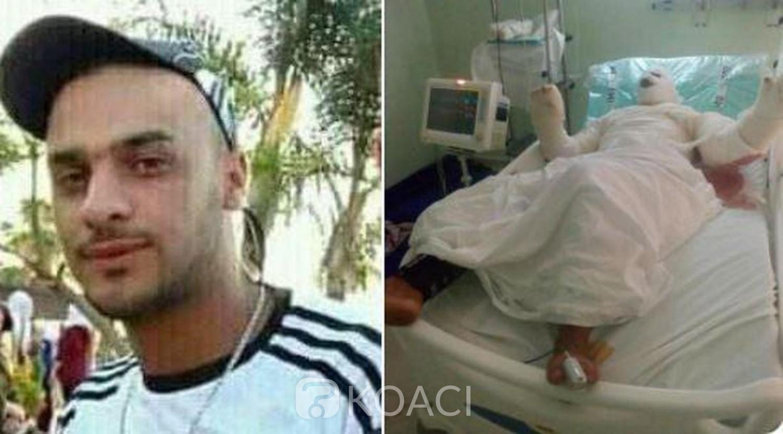 Maroc : Pour réclamer «sa charrette», un vendeur ambulant s'immole par le feu