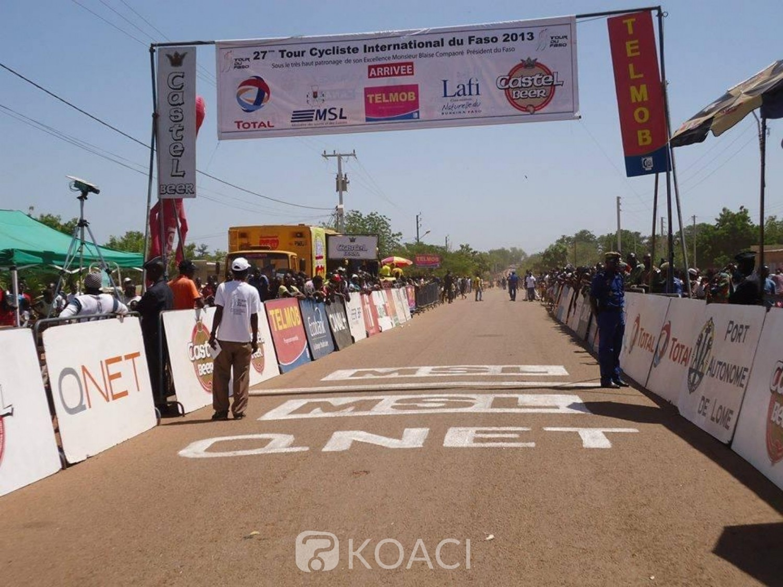 Burkina Faso : La 33ème édition du tour cycliste du Faso prévue du 29 octobre 2021 au 7 novembre