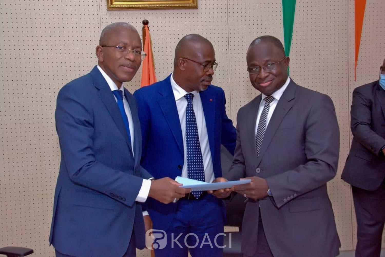 Côte d'Ivoire : Petroci, à la charge depuis 2005, Dr. Ibrahima Diaby passe la main à M.Vamissa Bamba