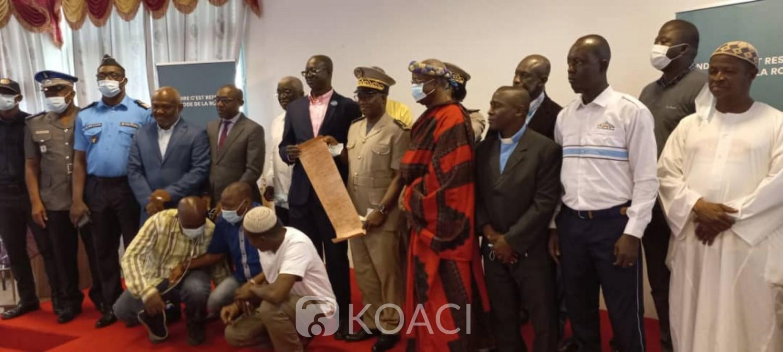 Côte d'Ivoire : Pour lutter contre l'incivisme routier à Bouaké, le comité local de lutte contre l'insécurité routière installé