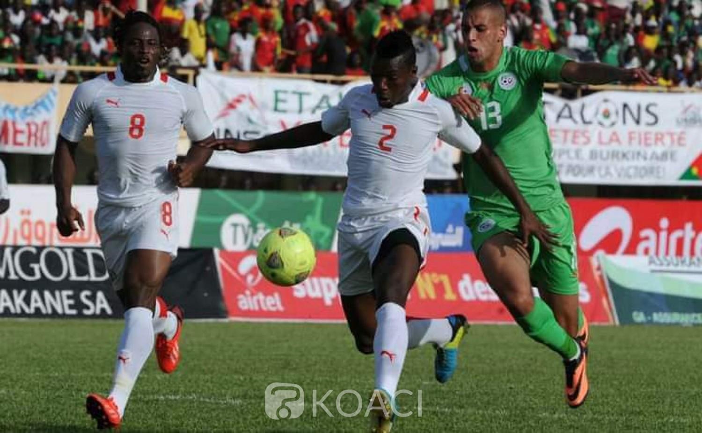 Burkina Faso : Eliminatoires coupe du monde, les Étalons affronteront le Mena du Niger le 2 septembre au Maroc