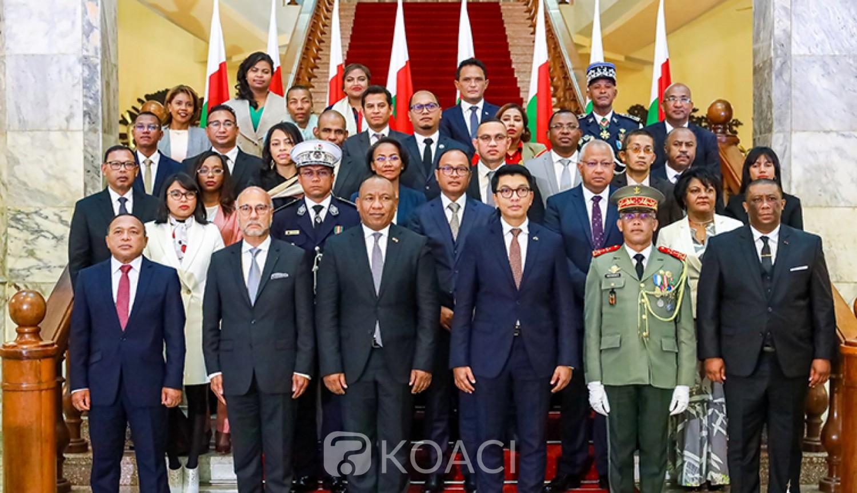 Madagascar : Après un vaste nettoyage, Rajoelina se forme un gouvernement «d'action » avec 22 nouveaux entrants