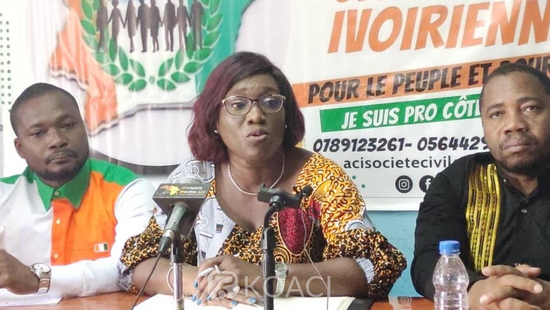 Côte d'Ivoire : Pour la réconciliation, Pulchérie Gbalet veut rassembler les trois grands leaders politiques et leurs partisans le 15 novembre