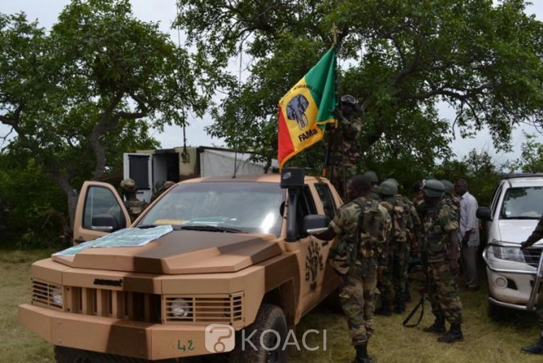 Mali : En colère, des soldats retiennent « leurs chefs » après l' embuscade meurtrière à Boni