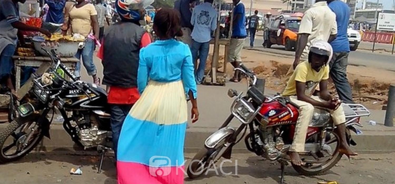 Ghana :  Règlements pour moto taxis et tricycles dans le Haut-Ouest
