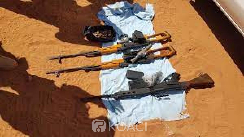 Mali : Selon Amnesty , les armes utilisées par les terroristes au Sahel proviennent de pays européens