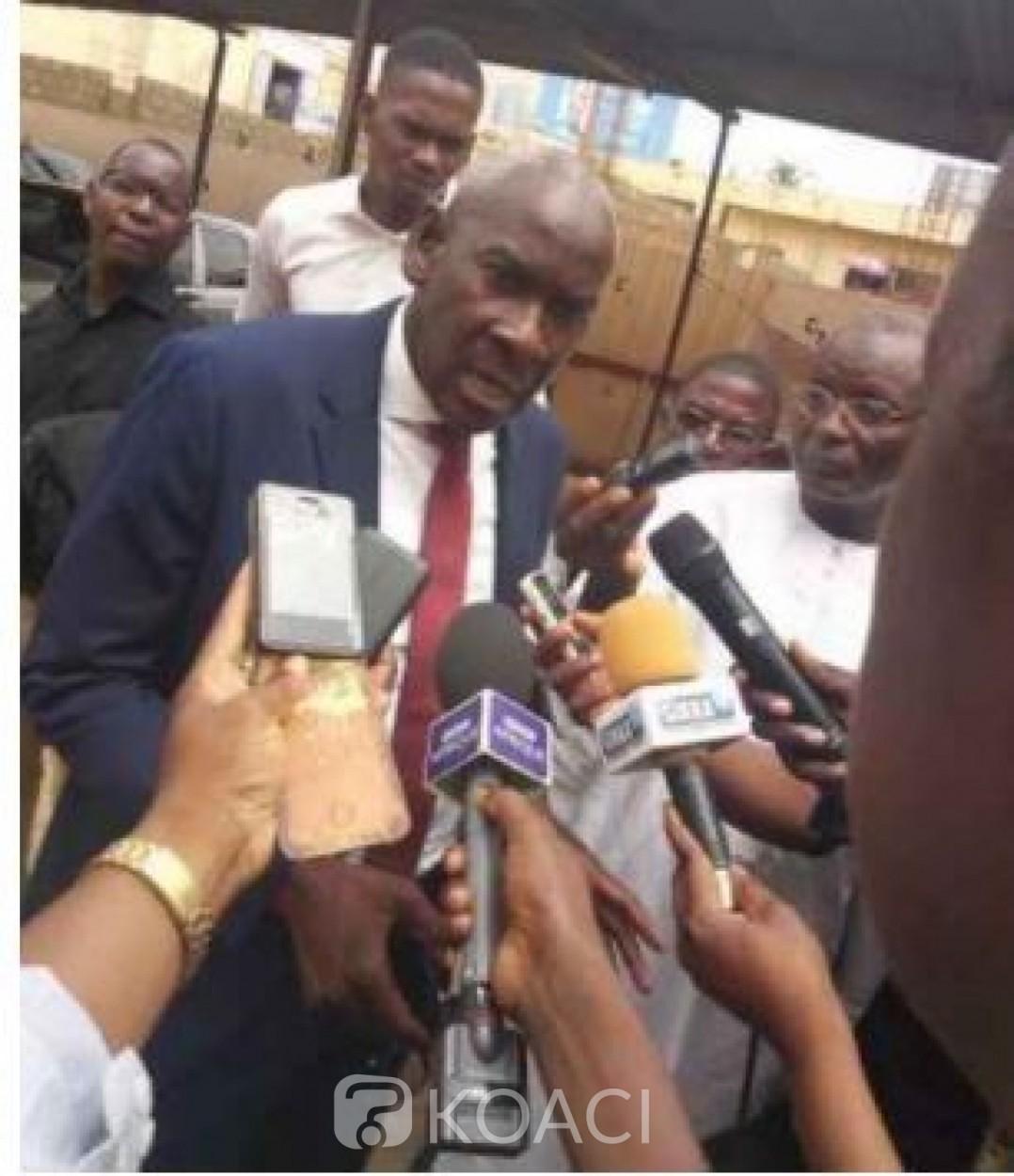 Côte d'Ivoire-Mali: L'Avocat de Ben Souk ne conteste pas la légitimité d'une procédure d'extradition, mais dénonce les conditions de son arrestation