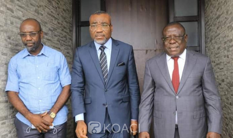 Côte d'Ivoire : Après sa démission de Eds, Boga Sako chez Cissé Bacongo sollicite une rencontre avec le chef de l'Etat Alassane Ouattara