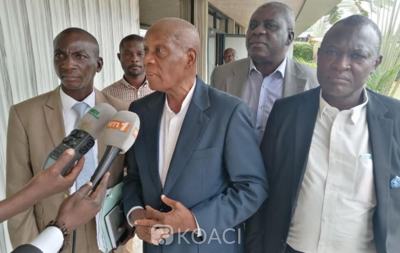 Côte d'Ivoire :    Délivrance de permis de conduire, Pépé Paul demande le retrait au ministère des Transports au profit de la gendarmerie