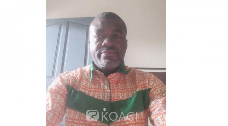 Côte d'Ivoire : Corrections du BTS, Jean Bomisso, SG de la CNESUP appelle tous les enseignants à participer à l'initiative, il dissout son bureau et AG en vue