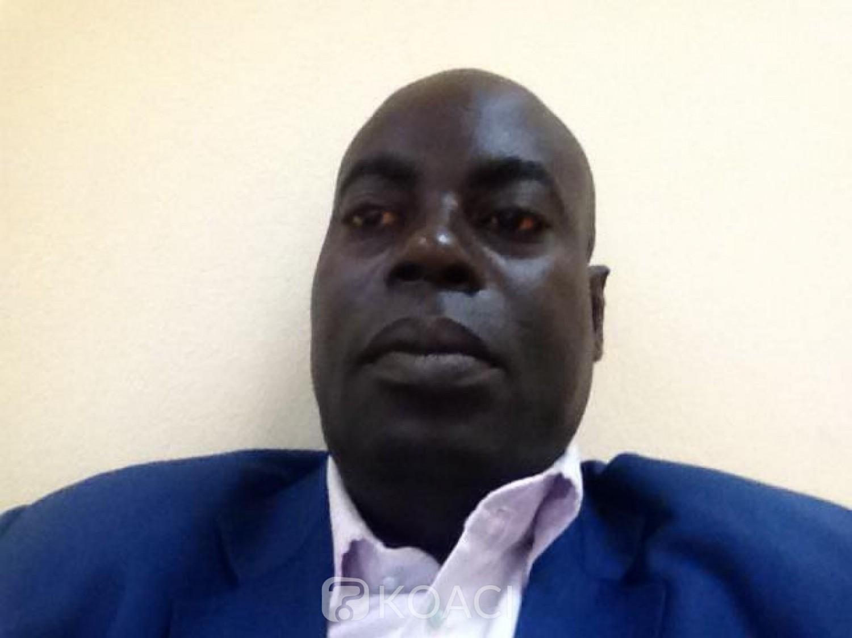 Côte d'Ivoire:  Présidence par intérim au MFA, les délégués et la Diaspora soutiennent Yaya Fofana