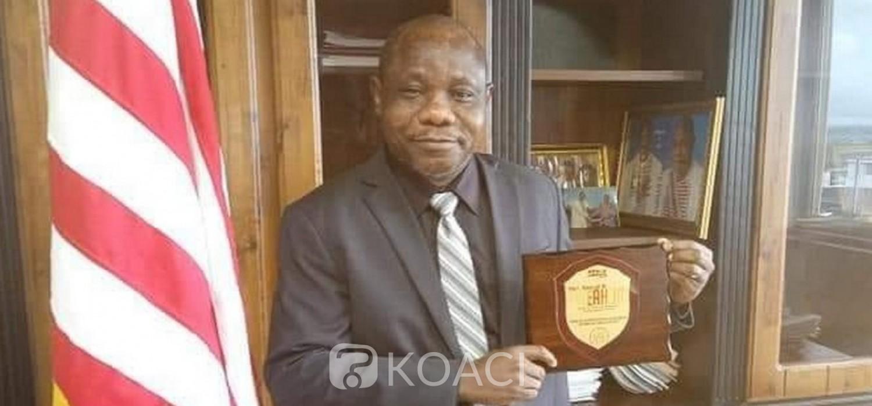 Liberia :  Election à la présidence de la zone monétaire ZMAO et ambition