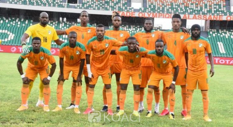 Côte d'Ivoire : Mondial 2022, plusieurs forfaits chez les éléphants, mais le match contre le Cameroun ne se jouera  pas à huis clos, la CAF autorise 10 000 spectateurs lundi  à Ebimpé