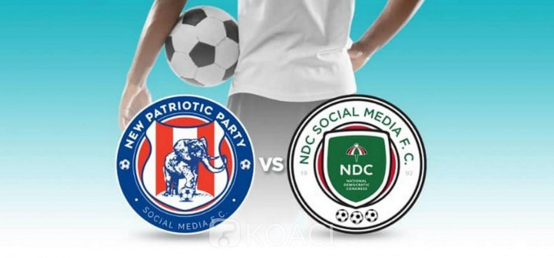 Ghana :  Match amical pouvoir-opposition ce samedi