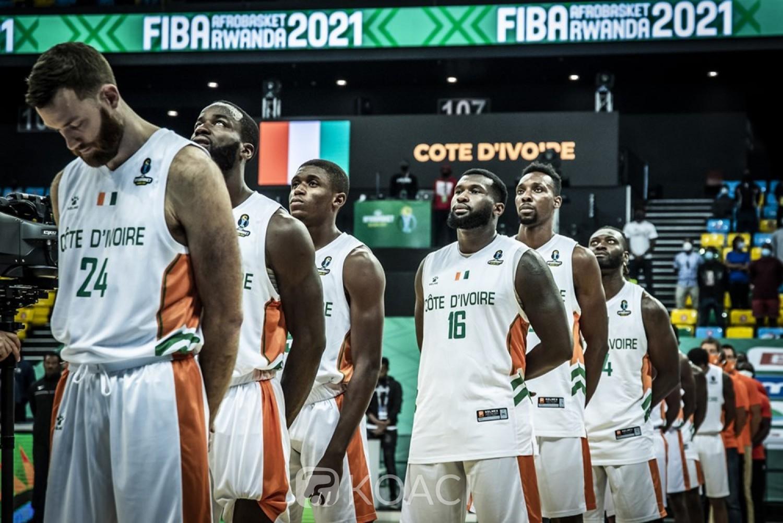 Côte d'Ivoire : Afrobasket 2021, après la victoire contre la Guinée, place au Sénégal en demi-finale