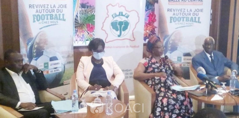 Côte d'Ivoire : FIF, Mariam Dao Gabala annonce qu'elle fera la passation de charge en décembre prochain
