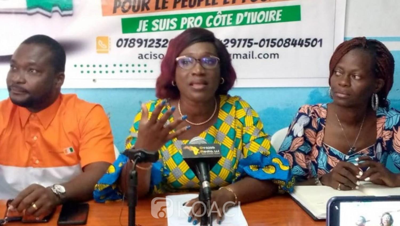 Cote d'Ivoire : Fraude sur les exonérations douanières des parlementaires, l'Aci de Pulchérie Gbalet exige la suppression du Sénat
