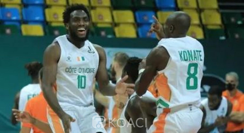 Côte d'Ivoire : Afrobasket 2021, victoire face au Sénégal, le Pays en finale contre la Tunisie