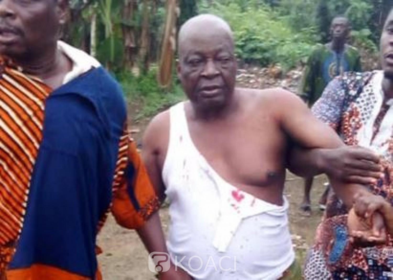 Côte d'Ivoire :  Bingerville, bagarre entre le chef du village d'Elokaté et des jeunes, de nombreux blessés, l'ordre rétabli par la Gendarmerie