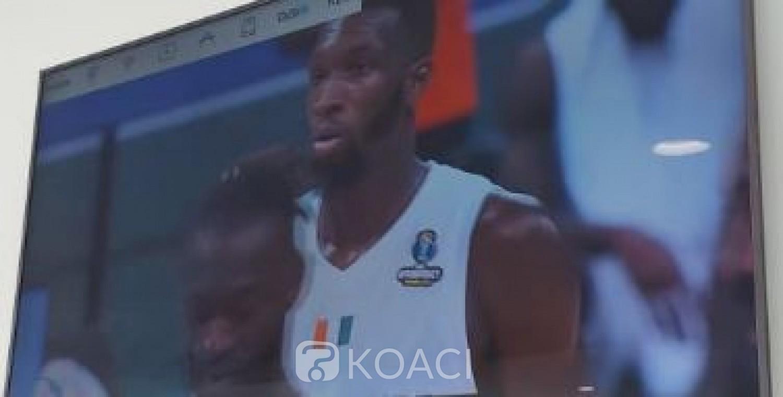 Côte d'Ivoire : Afrobasket 2021, les ivoiriens s'inclinent 78-75 en finale face à la Tunisie