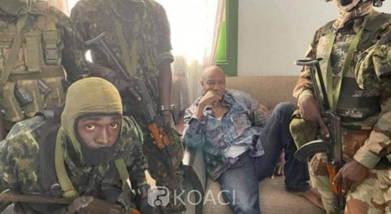 Guinée : Coup d'Etat militaire, désolation africaine, l'UA et la CEDEAO condamnent et demandent la libération immédiate d'Alpha Condé