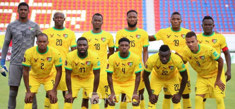 Togo :  Qatar 2022, deuxième envol raté des Eperviers, classement provisoire