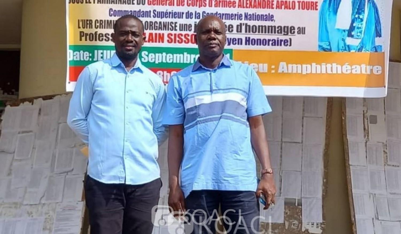 Côte d'Ivoire:  Université de Cocody, l'UFR de Criminologie annonce un hommage au Pr. émérite Alain Sissoko à la retraite depuis 2016, la cérémonie placée sous la présidence du ministre Diawara
