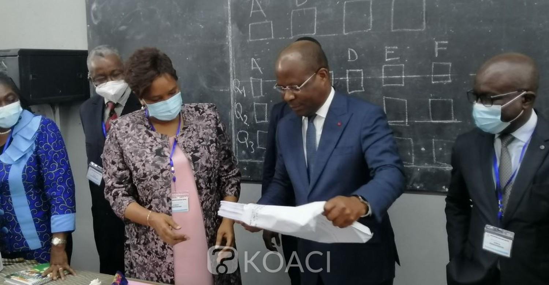 Côte d'Ivoire : Concours d'entrée à l'INFAS, plus de 75 mille candidats pour environ 4000 places