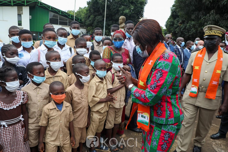 Côte d'Ivoire : Rentrée Scolaire 2021-2022, le découpage de l'année (trimestres) et les dates des compositions ainsi que des  examens blancs connus