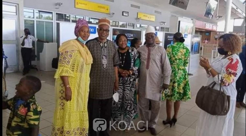 Côte d'Ivoire : Retour au pays de l'ex-Directeur de Campagne de Gbagbo, Issa Malick après 10 ans d'exil