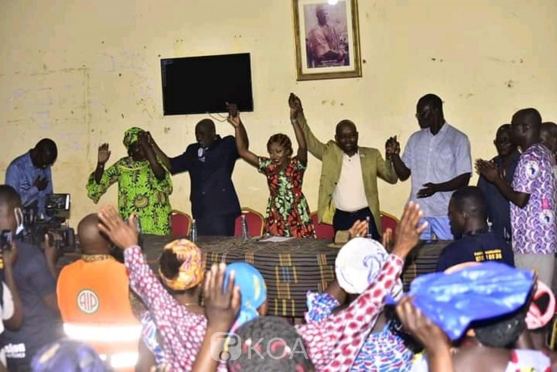 Côte d'Ivoire : Devant le RHDP, PDCI, UDS, FPI à Botro, un élu martèle « la vraie guerre que nous devons mener, c'est la guerre pour le développement »