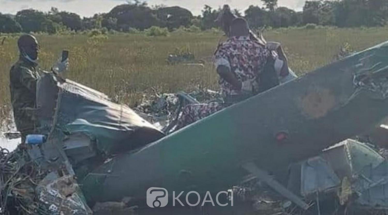 Côte d'Ivoire : Crash d'un MI 24 dans le département de Téhini, aucun survivant, l'armée enquête