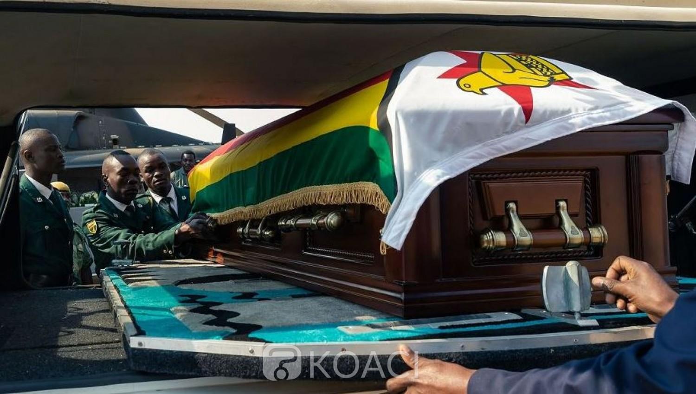 Zimbabwe : La justice ordonne l'exhumation du corps de Mugabe
