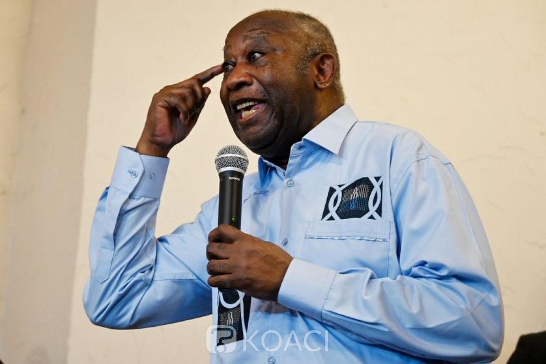 Côte d'Ivoire : Rentré le 17 juin, Laurent Gbagbo s'envole pour une dizaine de jours en Europe