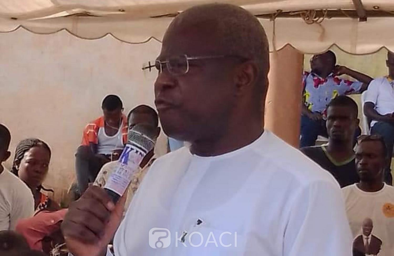 Côte d'Ivoire : Depuis Duekoué, l'ancien Ministre Eric Kahé prône la réconciliation et invite au désarmement des dozos