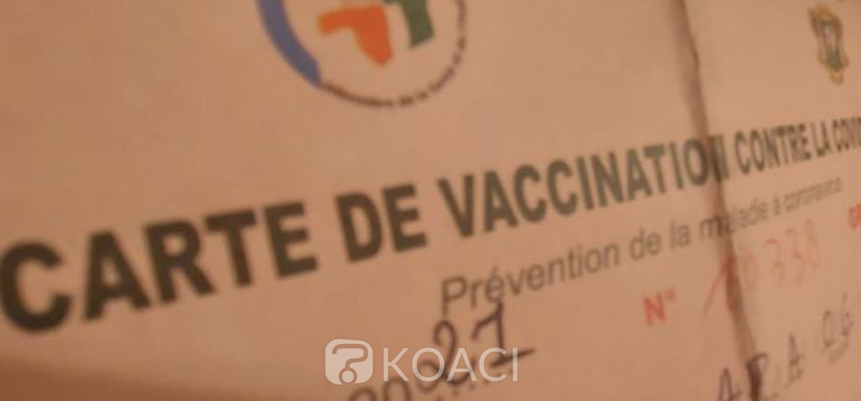 Côte d'Ivoire : Alassane Ouattara impose un « passe sanitaire » covid-19 aux voyageurs pour l'entrée sur le territoire