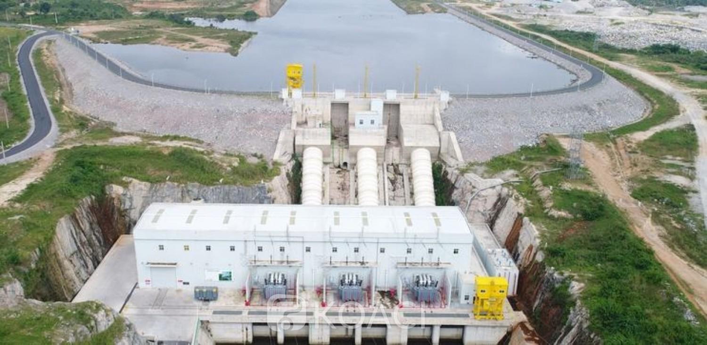 Côte d'Ivoire : Barrage hydro-électrique de Soubré, une des  turbines en proie à un grave incendie, une perte de plusieurs dizaines de millions de FCFA
