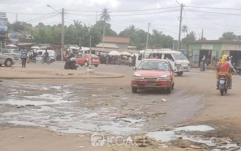 Côte d'Ivoire : Bouaké, au cours d'une altercation entre bandes rivales, un jeune homme tué