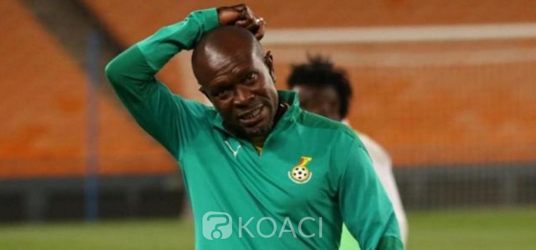 Ghana : Black Stars, recherche expresse d'un nouvel entraineur, raisons du limogeage d'Akonnor
