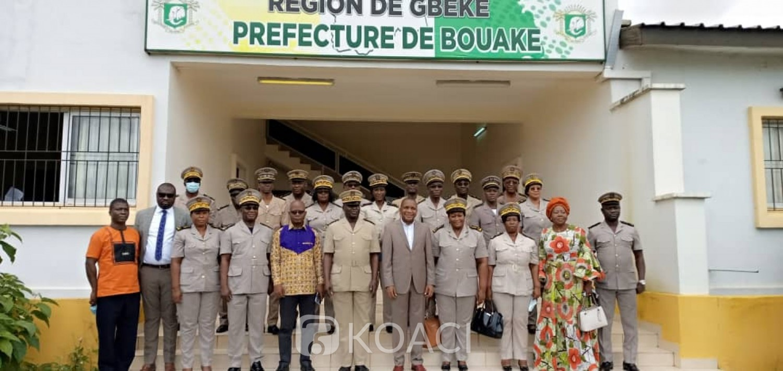 Côte d'Ivoire : Face au ministre gouverneur Jean Claude Kouassi, Tuo Fozié prend un important engagement