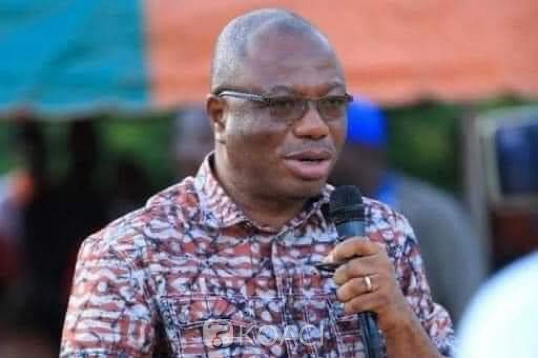 Côte d'Ivoire : Damana Pickass aux partisans du renouvellement de génération « si nous avons fait l'exil pendant 10 ans, ce n'est pas pour que Laurent Gbagbo aille se reposer »