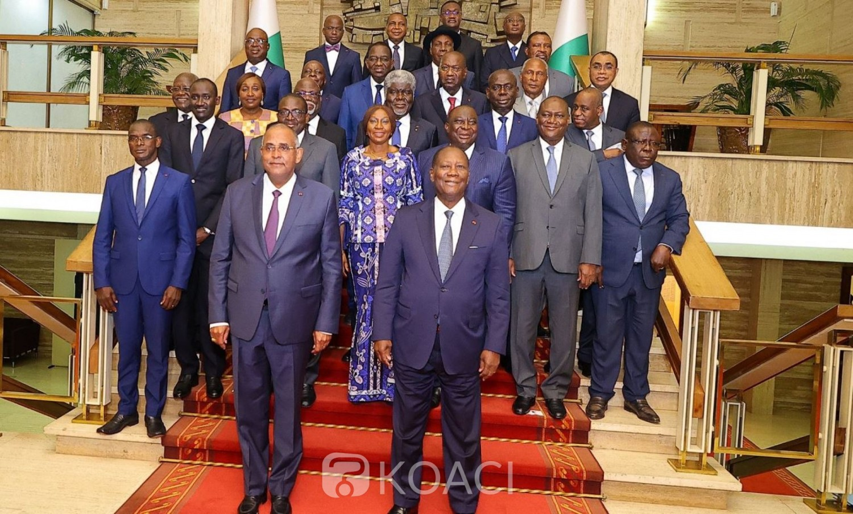 Côte d'Ivoire :  Démarrage des activités des Districts autonomes, Ouattara annonce aux ministres, une dotation initiale à la disposition de chaque ministre, gouverneur dès ce mois