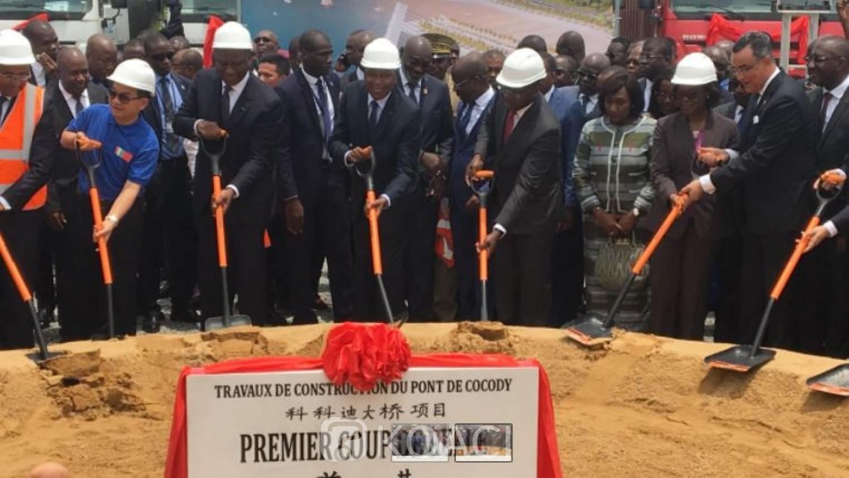 Côte d'Ivoire : Travaux de construction du Pont de Cocody, les consignes fermes du Ministère aux usagers concernant le nouveau plan de circulation