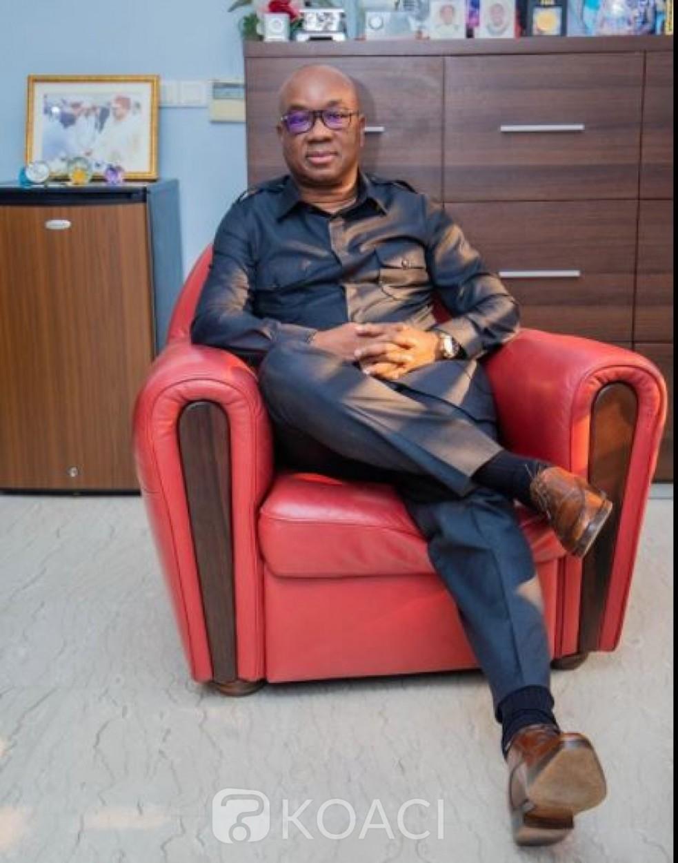 Côte d'Ivoire : Avant l'AGO de la FIF du samedi, le candidat Idriss Diallo invite la grande famille du Foot  à travailler sérieusement sur les documents mis à disposition