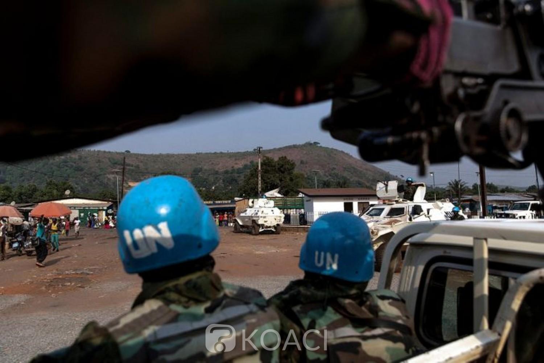 Centrafrique : 450 casques bleus gabonais retirés de la Minusca pour des abus sexuels
