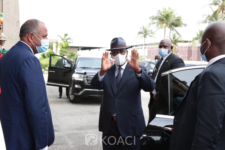 Côte d'Ivoire : Ouattara à Accra pour prendre part à un sommet extraordinaire sur la situation  en Guinée