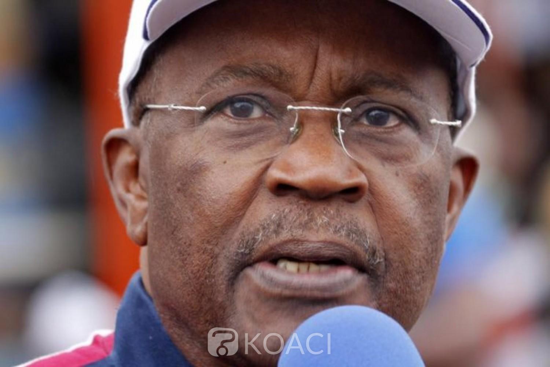 Gabon :  Casimir Oyé Mba, ancien premier ministre n'est plus