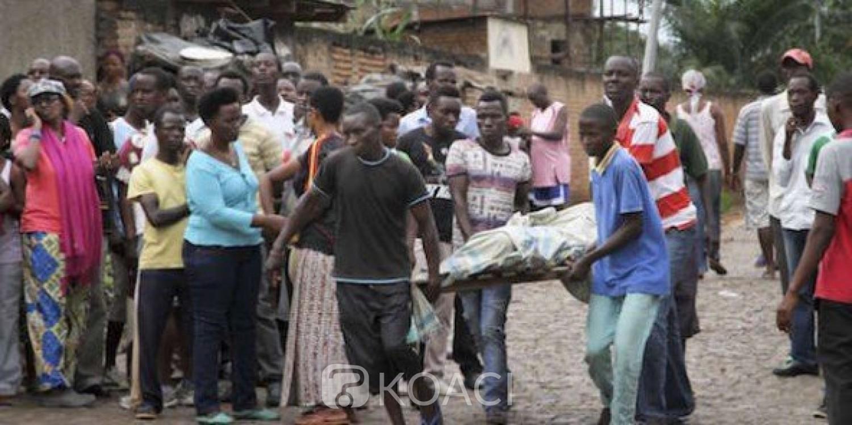 Burundi : Une attaque à la grenade fait deux morts et huit blessés à Gitega
