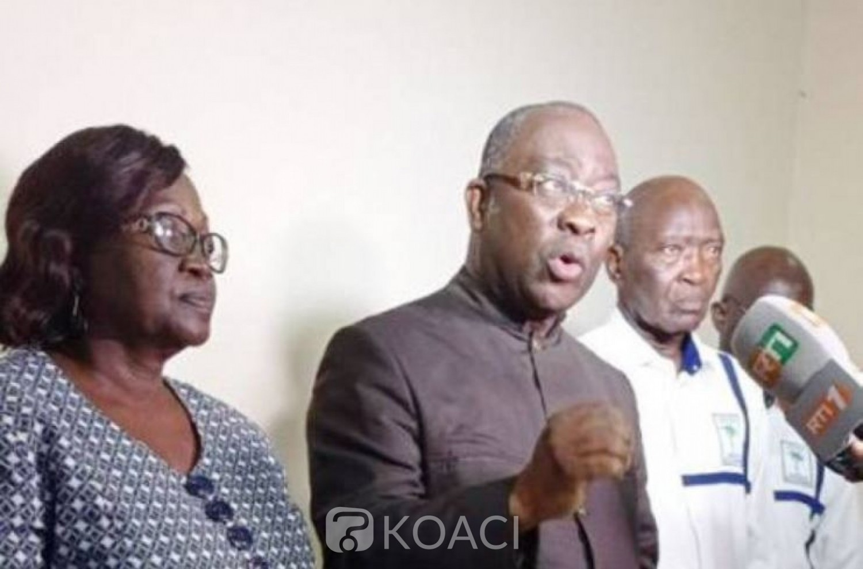 Côte d'Ivoire : Le parti de Gervais Coulibaly dissout, les militants appelés à rejoindre Laurent Gbagbo